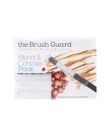 Blend & Conceal Brush Guard-Clear