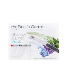 Shadow & Liner Pack Brush Guard-Clear