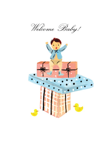 Welcome Baby image