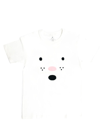 Rabbit Face Boyfriend T-Shirt image