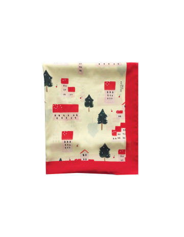 Winter Village Scarf image