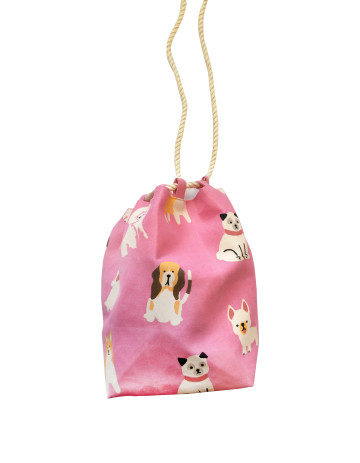 Mini Multifunctional  Bag In Pink image