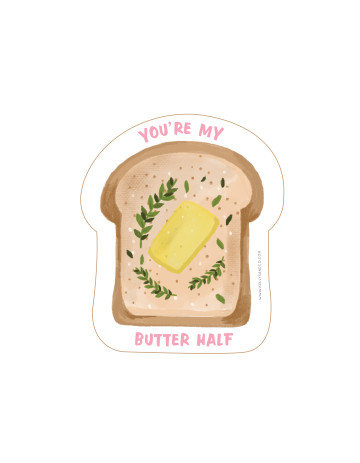 Toast Cut-Out Card image