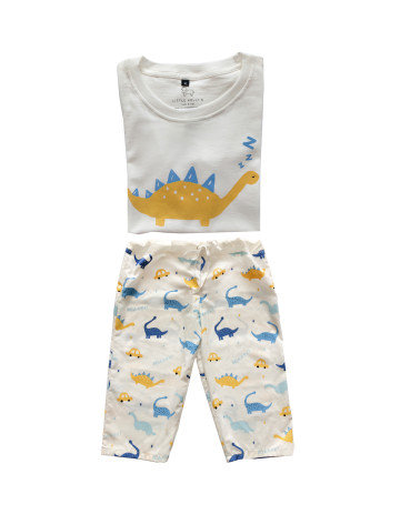 Little Dino Sleepwear Set image