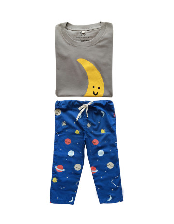 Little Moon & Space Sleepwear Set image