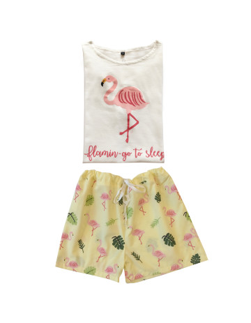 Flamingo Sleepwear Set image