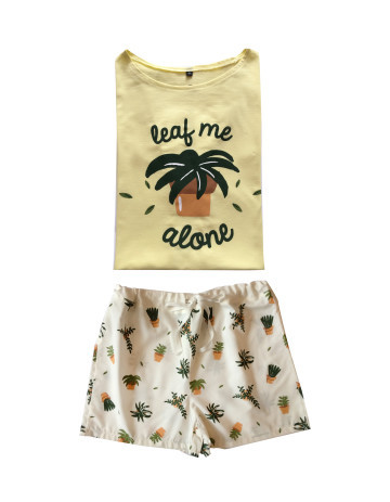 Plants Sleepwear Set image