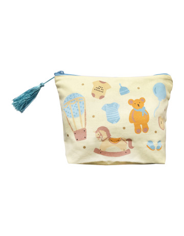 Baby Boy Essentials Multifunction Baby Pouch image