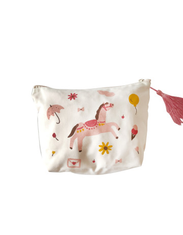 Unicorn Multifunction Baby Pouch image