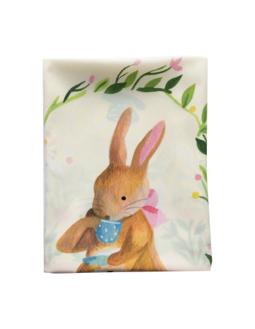 Rabbit Tea Party Scarf image