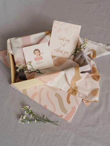 Team Bride Gift Set image