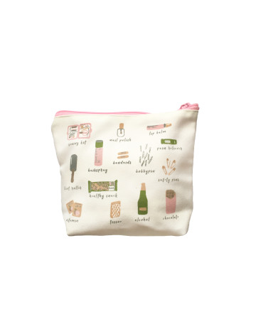 Bridesmaid's Survival Kit pouch image