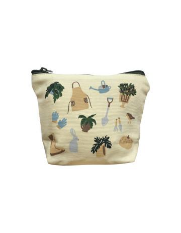 In The Garden My Soul Is Sunshine Pouch image