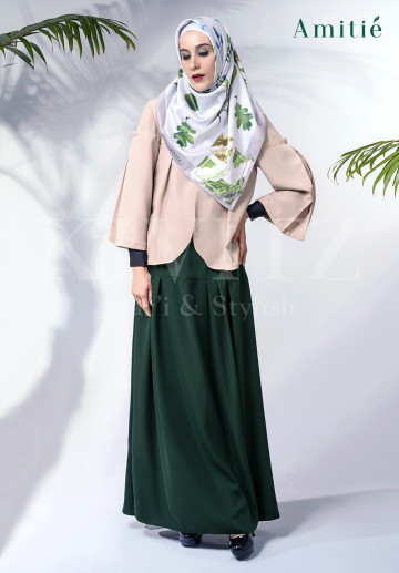 MORINDA SKIRT (green) image