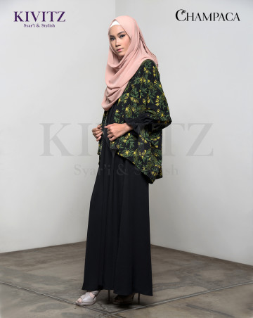 ANEUK OUTER (Black Pattern) image