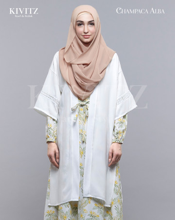 TITA OUTER - (Broken White) image