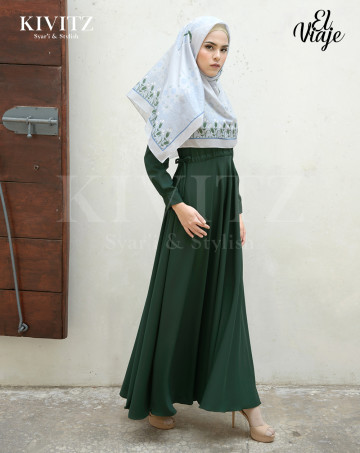 FIZA DRESS (Green) image