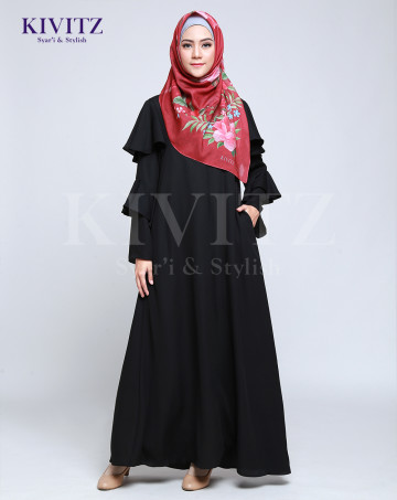 ANDARA DRESS - Black image