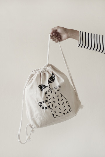 TEKO DRAWSTRING BAG image