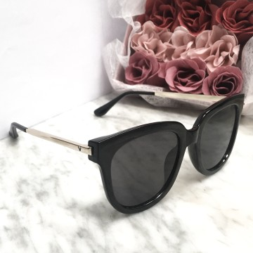 Sidney Sunglasses in Black