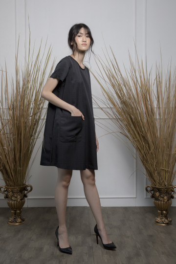 Black Kero Dress