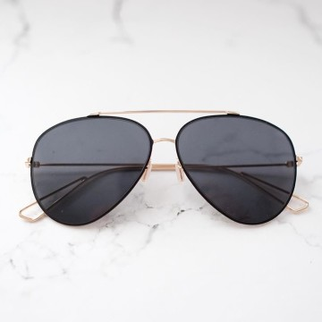 Classic Aviator in Black