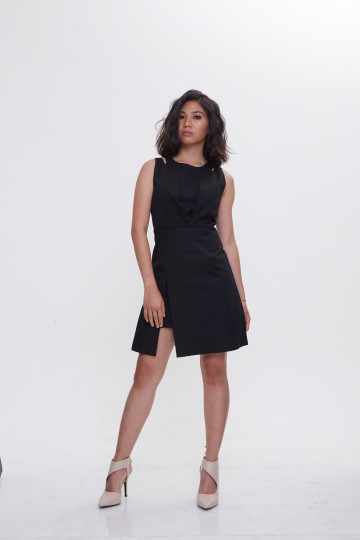 Black Bella Dress