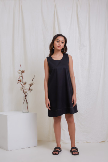 Black Fenny Dress