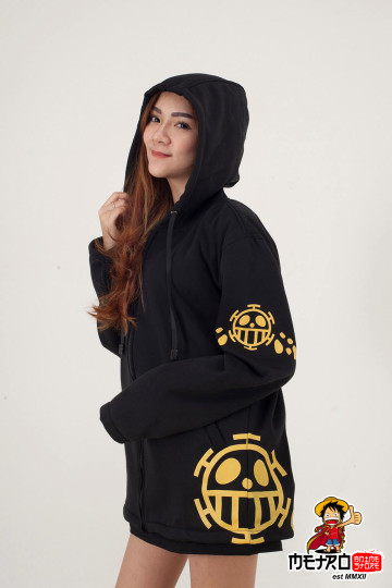 Jaket Jubah Law New World image