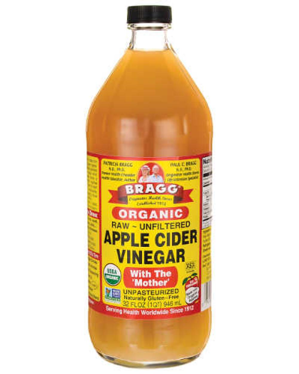 Mother earth apple cider vinegar