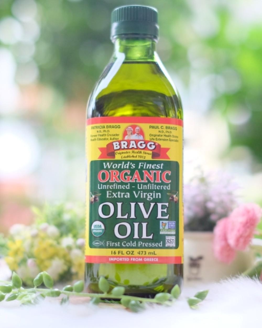 Bragg Organic Olive Oil 473ml