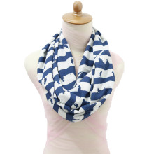 Infinity Nursing Scarf - Nightfall Cat
