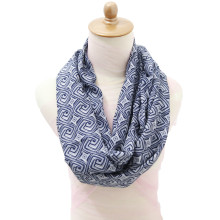 Infinity Nursing Scarf - Coal Star