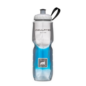 POLAR BOTTLE INSULATED BOTTLE FADE BLUE 20OZ image