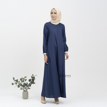 MIKY DRESS ROYAL BLUE