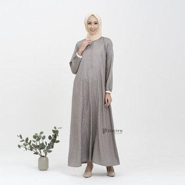 MIKY DRESS TOFFEE
