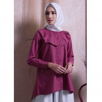 DWYN BLOUSE CHERRY PIE