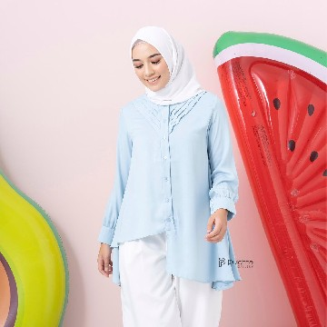 IRSA BLOUSE - SUMMER FIZZ