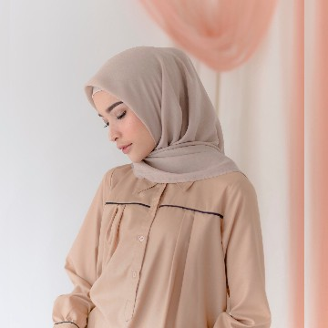 GLYN BLOUSE - MACHIATTO