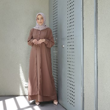 ZLEE DRESS - BRUNELLA