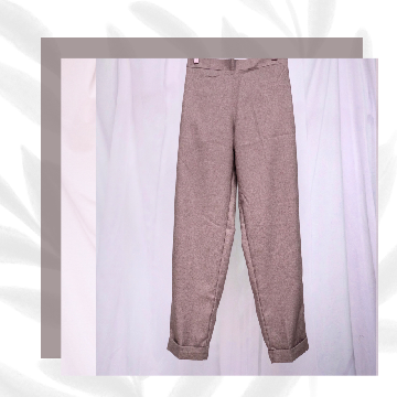 CLYVO PANTS - AESTHETIC