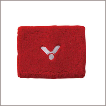 Wrist Band Victor SP123D (Red) image