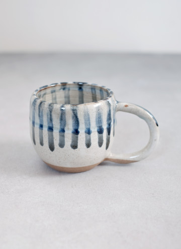 Stripes Melted Mug 300 ml