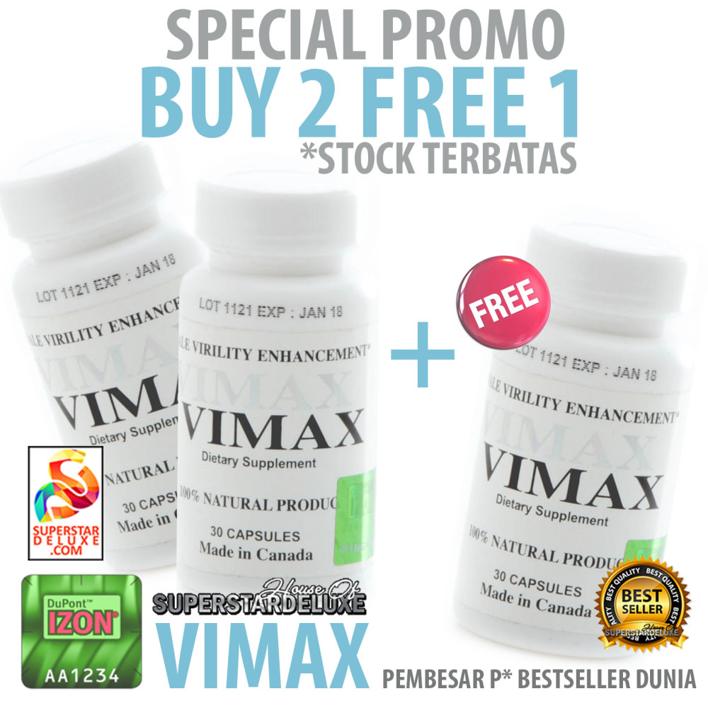 vimax original izon 3d pembesar penis no 1 buy 2 get 1 free