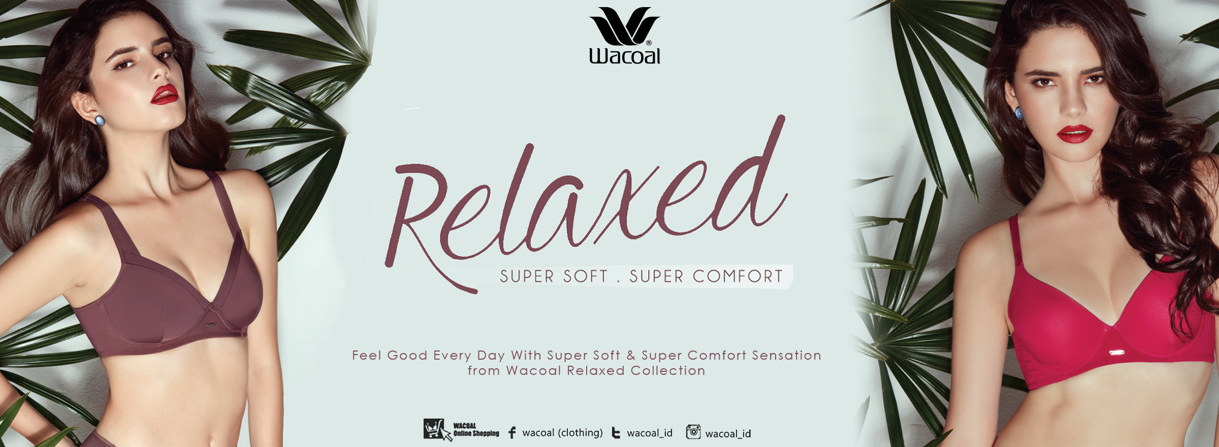 Relaxed Collection Banner