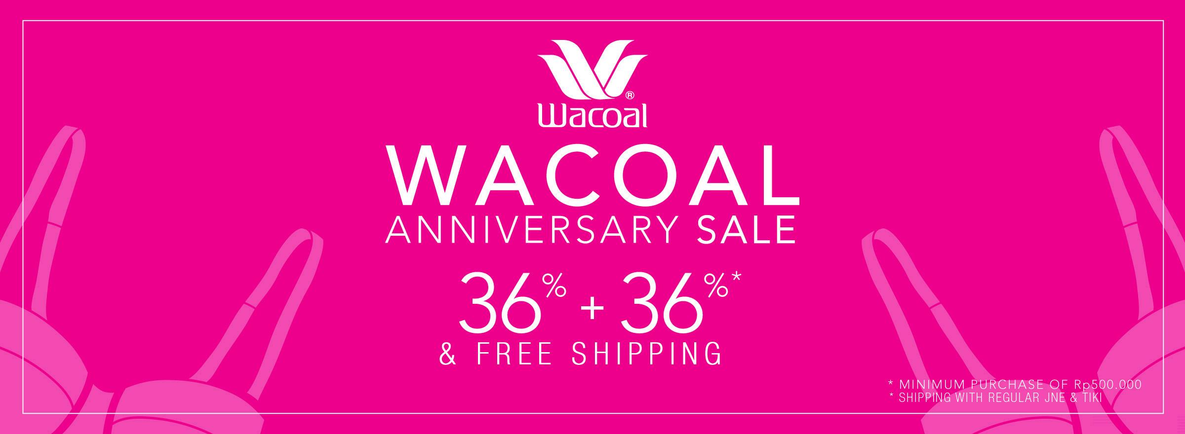 Wacoal Anniversary36