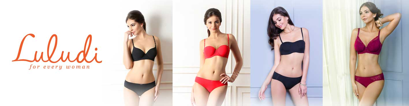 Luludi My Free Day Body Shaper Collection