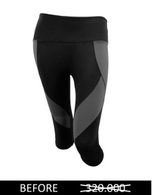 Wacoal Steady Up Sport Pants IP 2033