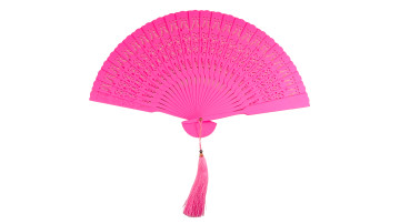 Traditional Fan Color Pink image