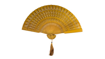 Traditional Fan Color Gold image